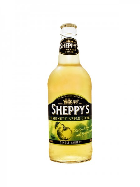 Sheppy's Dabinett Single Variety Apple Cider (0,5l)