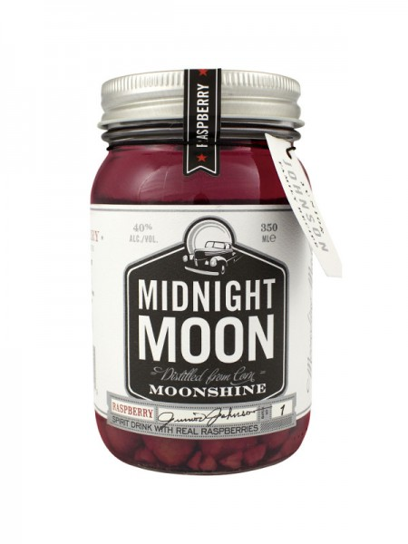 Midnight Moon Moonshine Raspberry (0,35l)