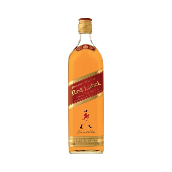 Johnnie Walker Red Label (1,0l)