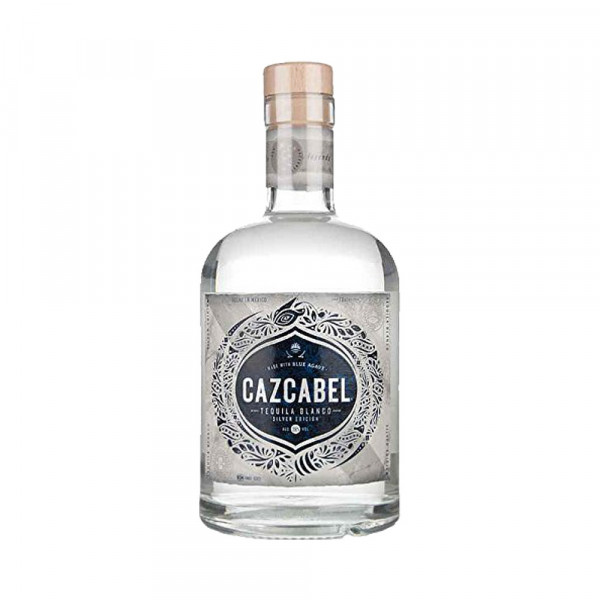 Cazcabel Tequila Blanco Tequila (0,7l)