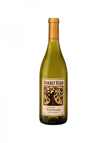 Gnarly Head Unoaked Viognier