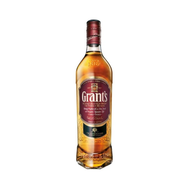 Grants The Family Reserve Blended Scotch Whisky (0,7l)