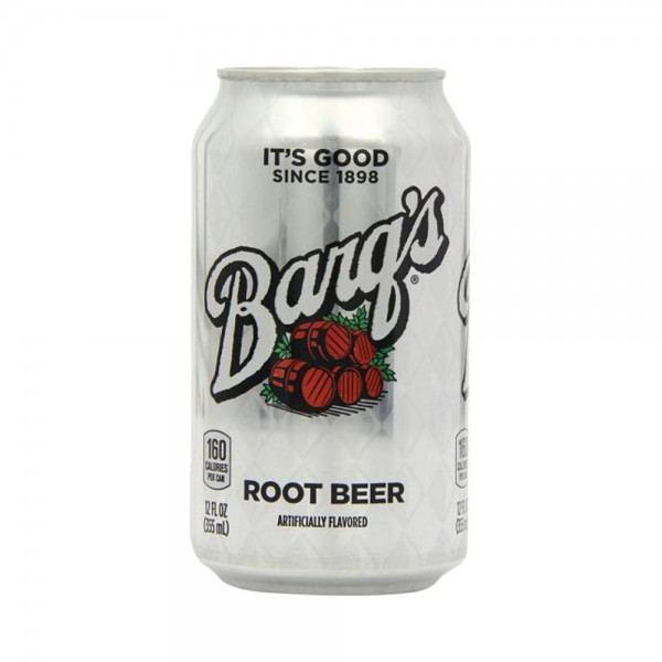 Barq's Root Beer in Dose (0,355l)
