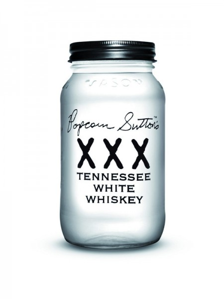 Popcorn Sutton's Whiskey (0,7l)
