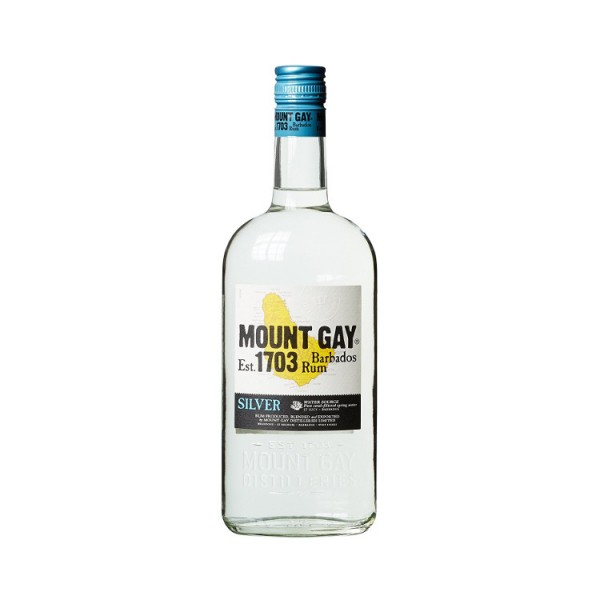 Mount Gay Rum Silver (0,7l)