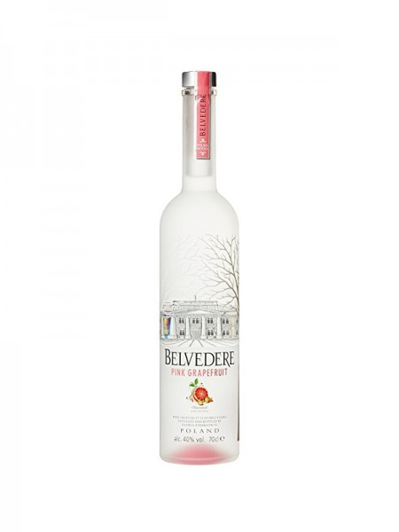 Belvedere Vodka Pink Grapefruit (0,7l)