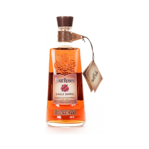 Four Roses Single Barrel Bourbon Whiskey (0,7l)