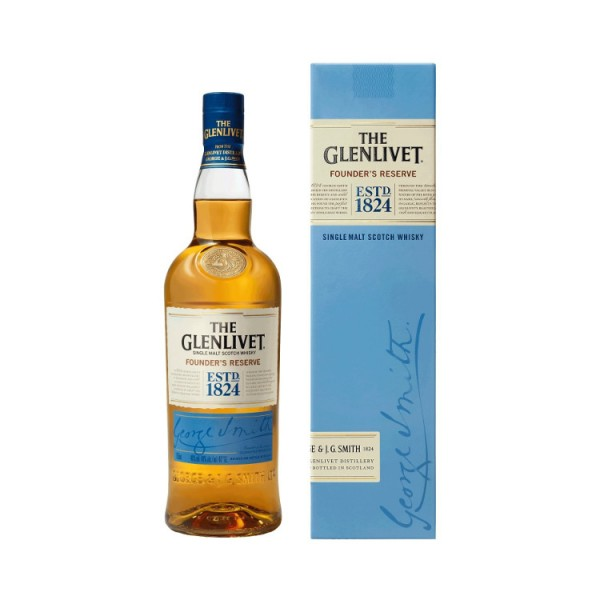 The Glenlivet Founder's Res. (0,7l)
