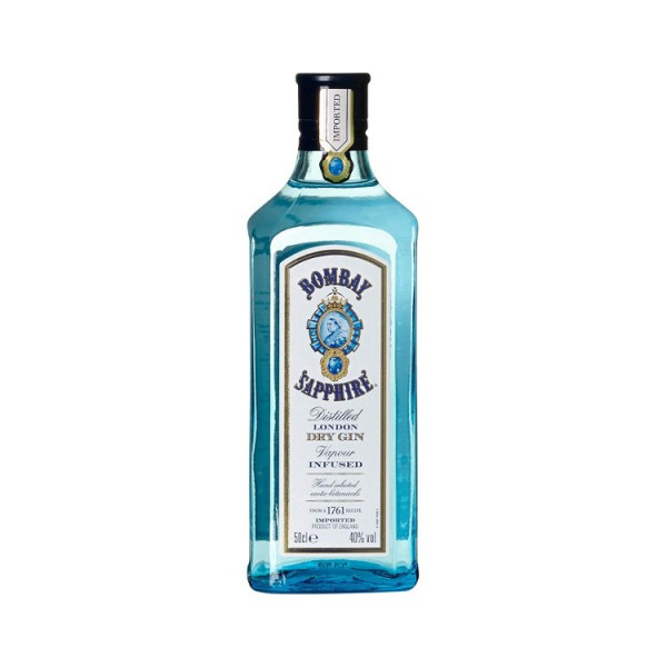 Bombay Sapphire London Dry Gin (0,5l)