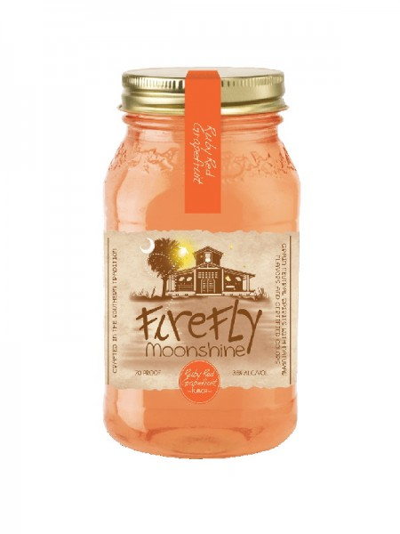 Firefly Moonshine Ruby Red Grapefruit (0,75l)