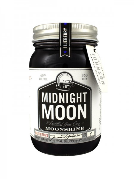 Midnight Moon Moonshine Blueberry (0,35l)