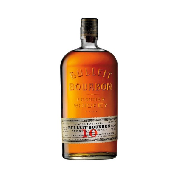 Bulleit Bourbon 10 Jahre Kentucky Straight Bourbon Whisky (0,7l)