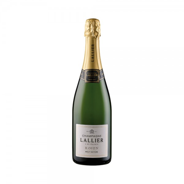 Champagne Lallier R.012 N Brut Nature
