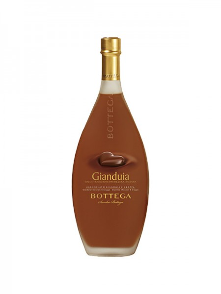 Gianduia Crema Liquore Cioccolato Gianduia e Grappa (0,5l)