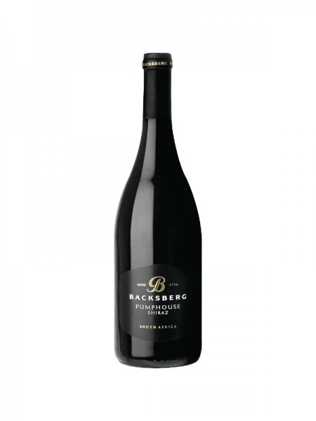 Backsberg Pumphouse Shiraz