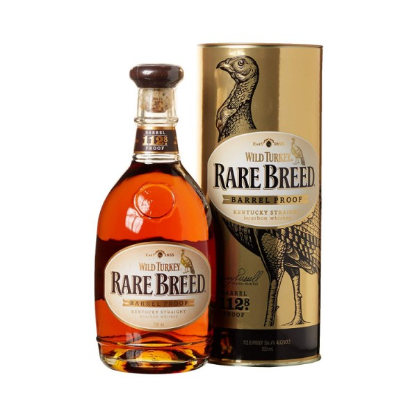Wild Turkey Rare Breed Barrel Proof (0,7l)