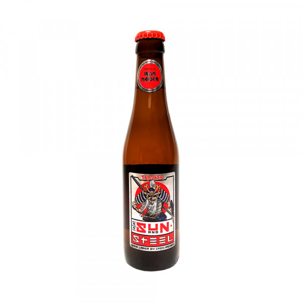 Iron Maiden Trooper Sun & Steel (0,33l)