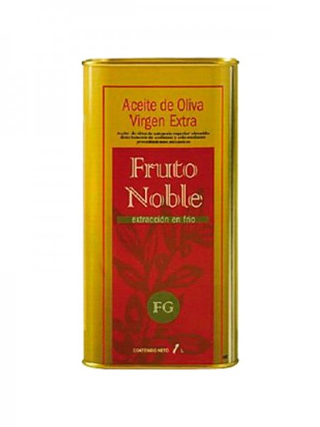 Francisco Gómez - Fruto Noble Natives Olivenöl extra (1l)