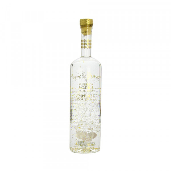 Royal Dragon Imperial Vodka aus Litauen (0,7l)