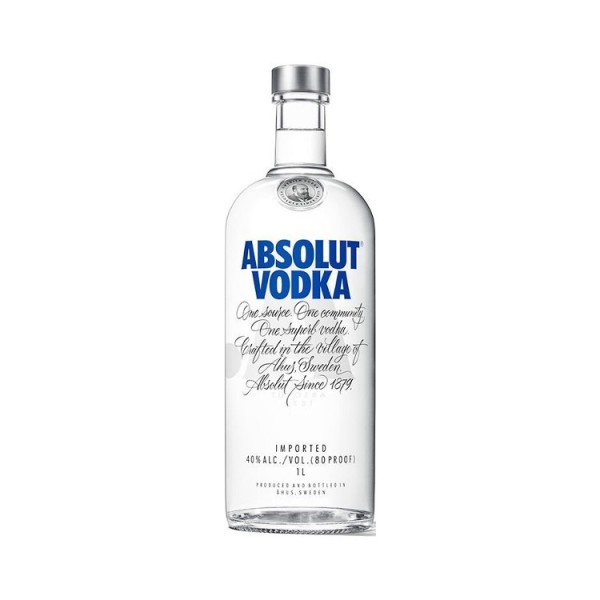 Absolut Vodka (1,0l)