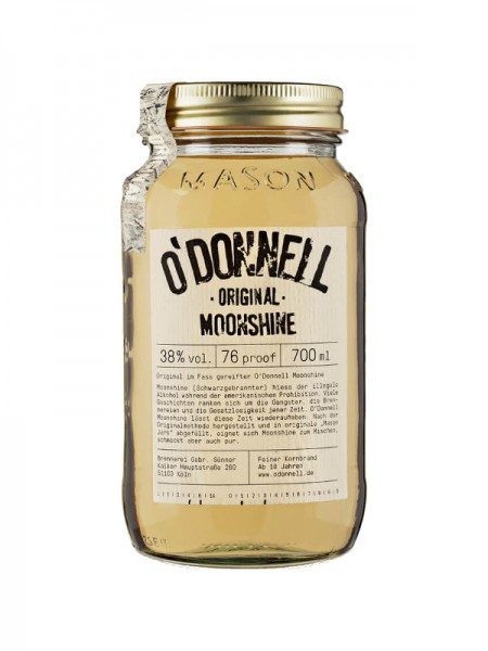 O'Donnell Moonshine Original (0,7l)