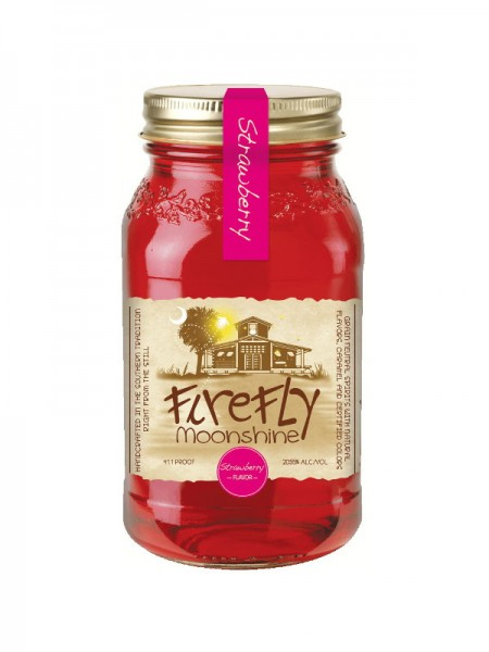 Firefly Moonshine Strawberry (0,75l)