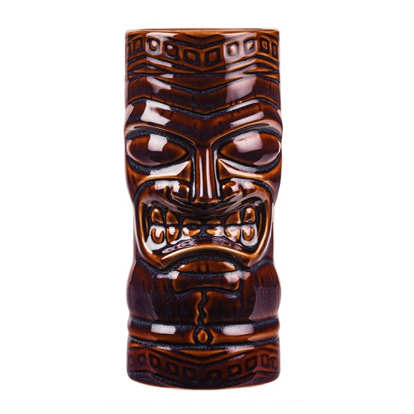 Tiki Tumbler - Brown 591ml