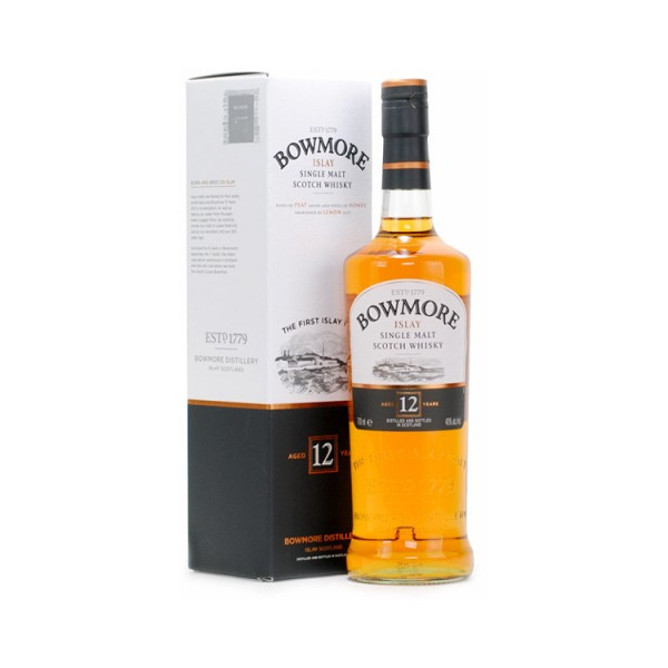 Bowmore 12 Years Old (0,7l)